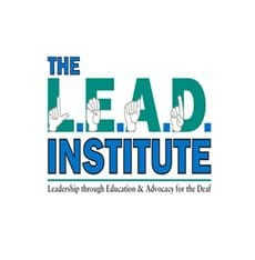 The Lead Institute Logo Advocacy for the Deaf with Tami Benus Associates in Columbia MO Not For Profits Nonprofits
