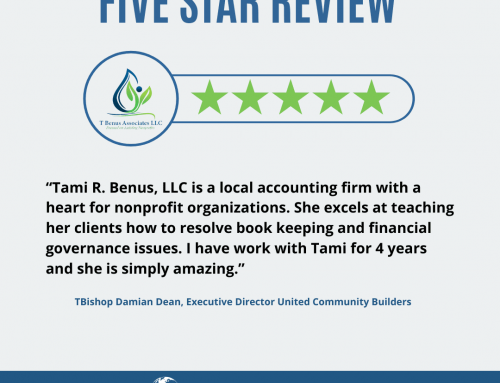 5 Star Review from the Executive Director of United Community Builders